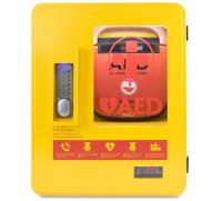 Reliance Heated Outdoor Metal AED Wall Cabinet