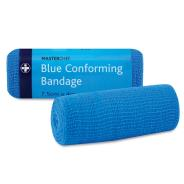Reliance Blue Conforming Bandage