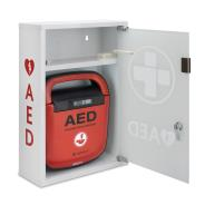 Reliance AED Metal Wall Cabinet with Glass Door