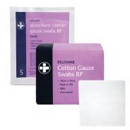 Reliance Reliswab Cotton Gauze Swabs