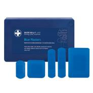 Reliance Blue Boxed Assorted Plasters