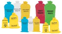 Waste Disposal Bags Printed