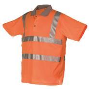 Siocool Hi-Vis Polo Shirt