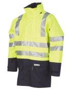 Winseler Hi-Vis Rain Jacket