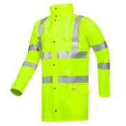 Sioen Gorda Hi-Vis Rain Jacket
