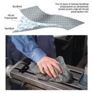 Universal Airlaid Wiping Mat