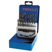 Twist Drill Set 19pc
