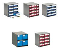 Larger Parts Storage Cabinets