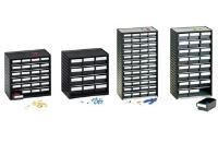 ESD-SAFE Small Parts Storage Cabinets