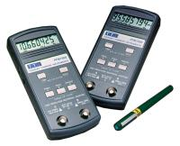 Hand-Held Frequency Counter