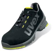 Uvex One Safety Shoes Blk/Yel