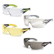 Uvex Pheos Supravision Excellence Safety Glasses