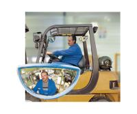 Fork Lift Rear View Mirror